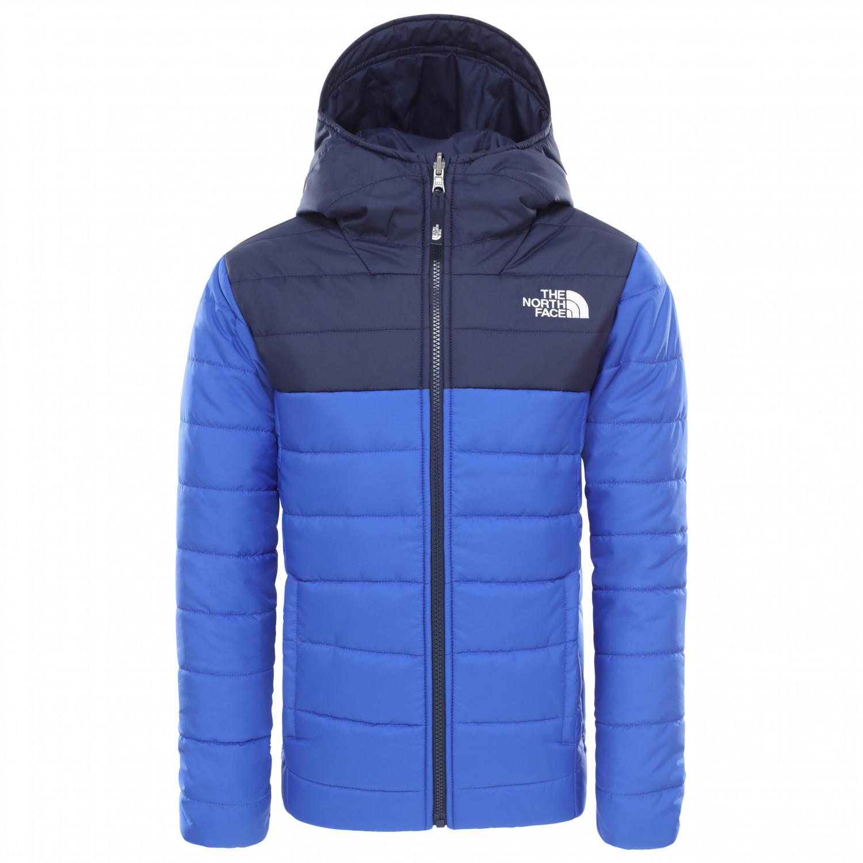 The North Face Kid's Reversible Perrito Jacket Kunstfaserjacke TNF Blue | S