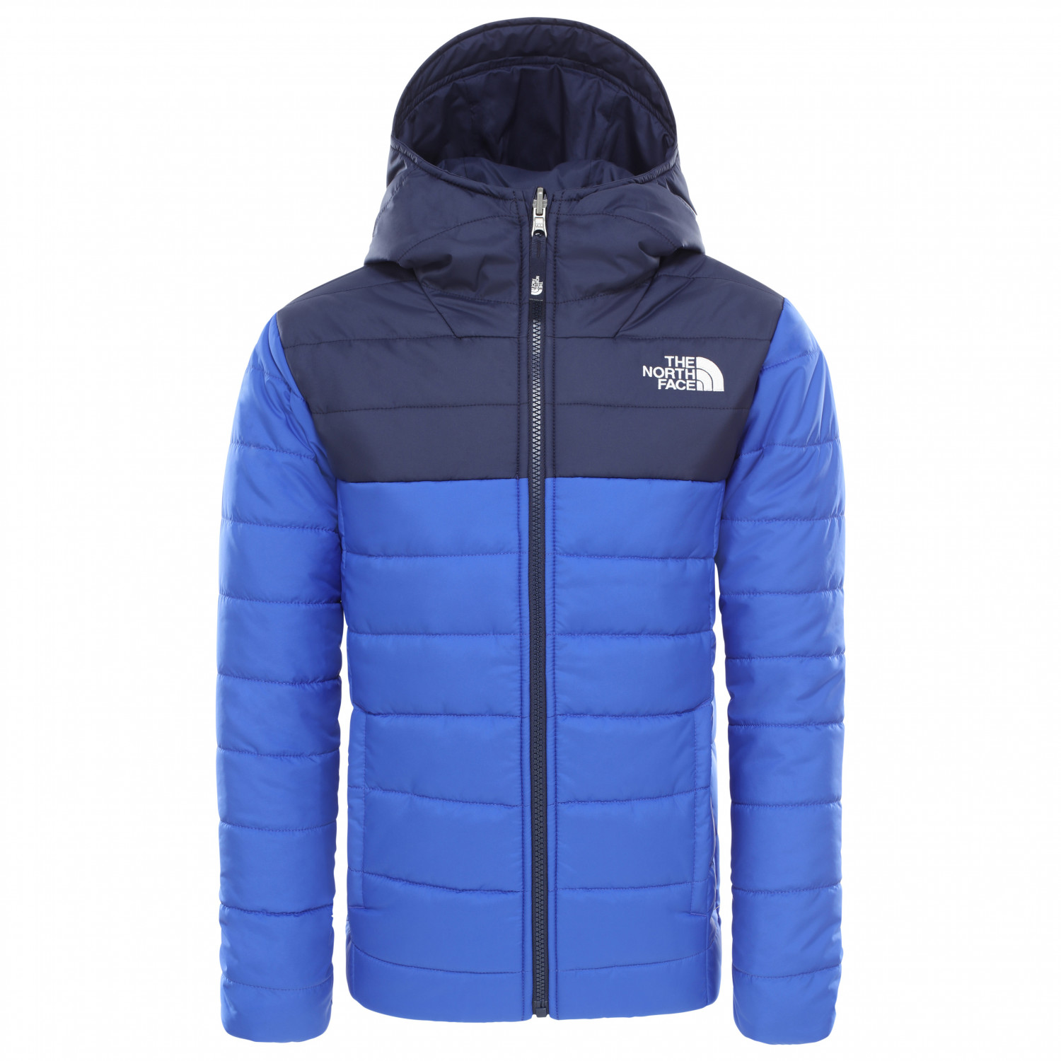 b48f747c4 The North Face - Kid's Reversible Perrito Jacket - Synthetic jacket - TNF  Blue | XS