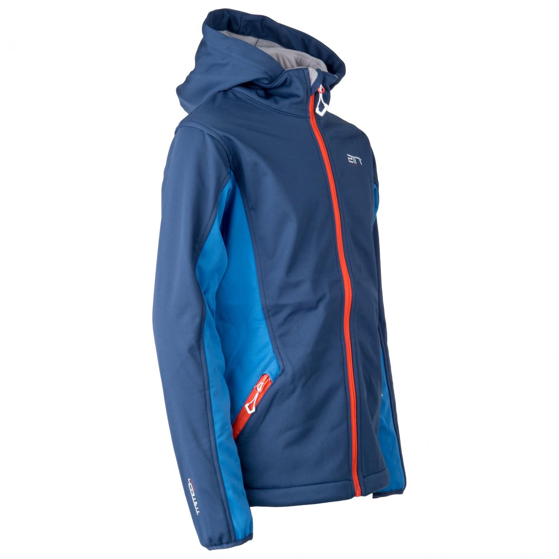 c79a7d5011e4 ... 2117 of Sweden - Kid's Softshell Jacket Hood Skrikebo - Softshell jacket  ...