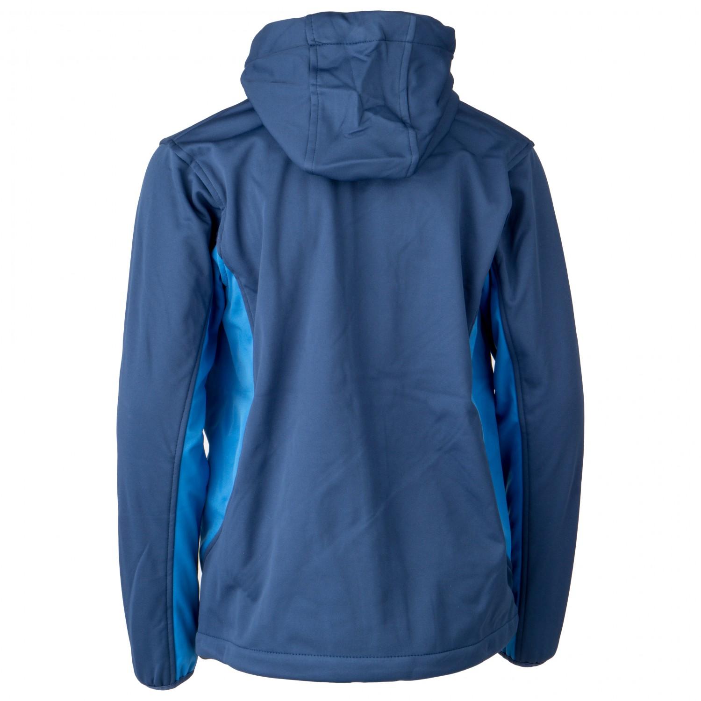 d424b677d015 2117 of Sweden - Kid's Softshell Jacket Hood Skrikebo - Softshell jacket ...