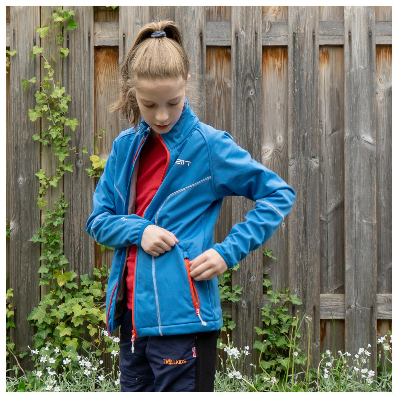 faadccf3204d ... 2117 of Sweden - Kid's Softshell Jacket Ruda - Softshell jacket ...