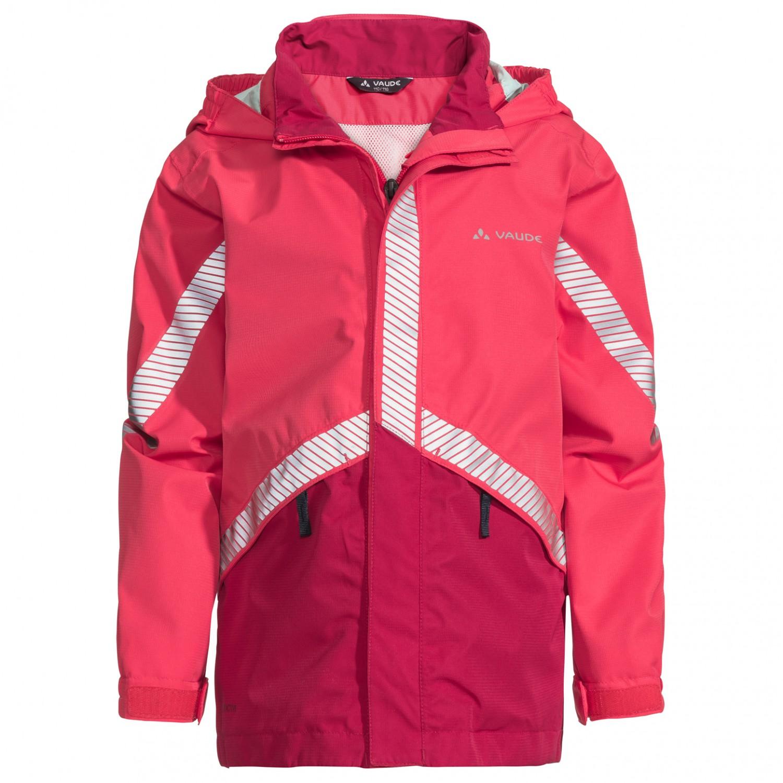 best website b535b a5b78 Vaude - Kid's Luminum Jacket II - Regenjacke - Radiate Blue   110/116 (EU)