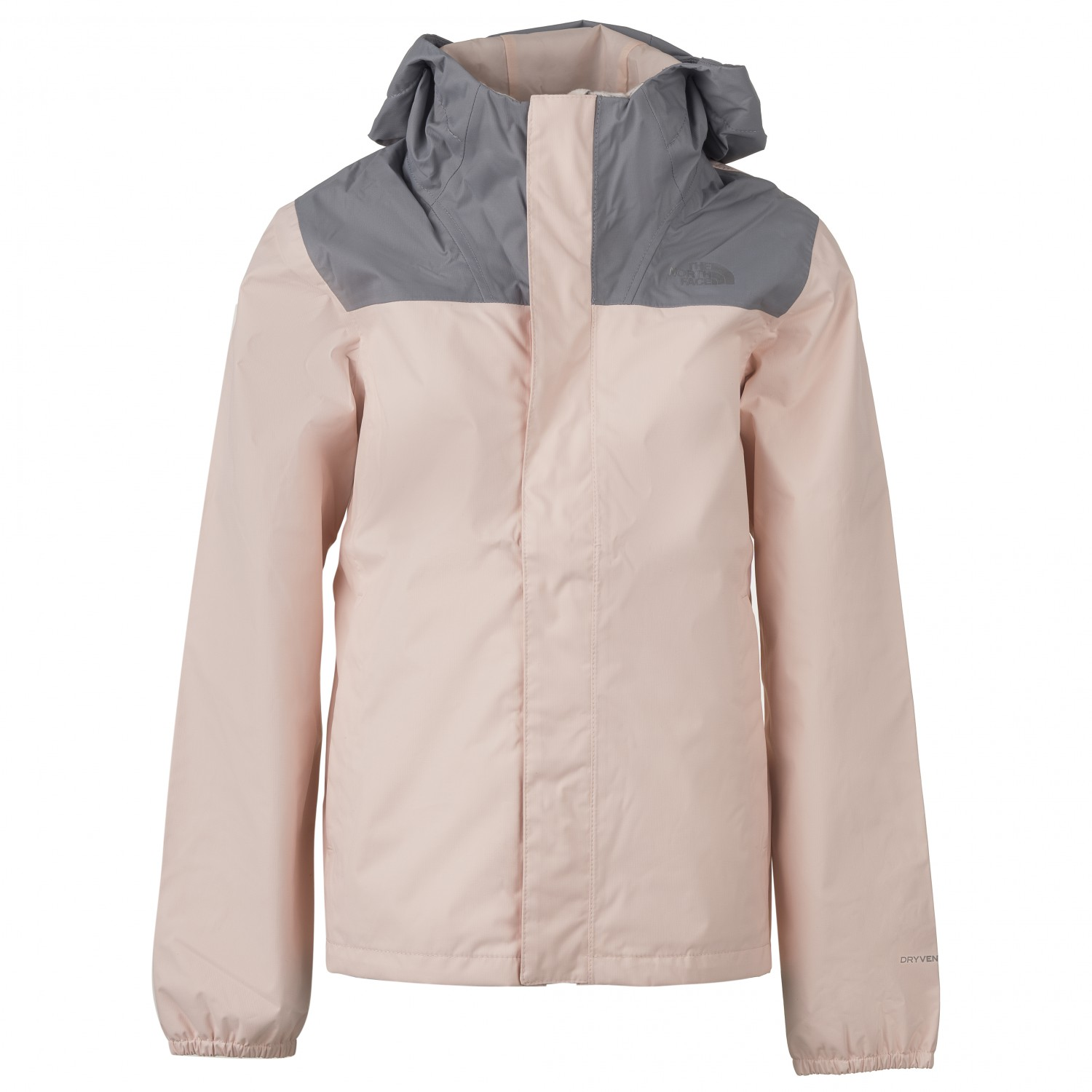 ae74d4dca The North Face Girl'S Resolve Reflective - Waterproof Jacket Kids ...