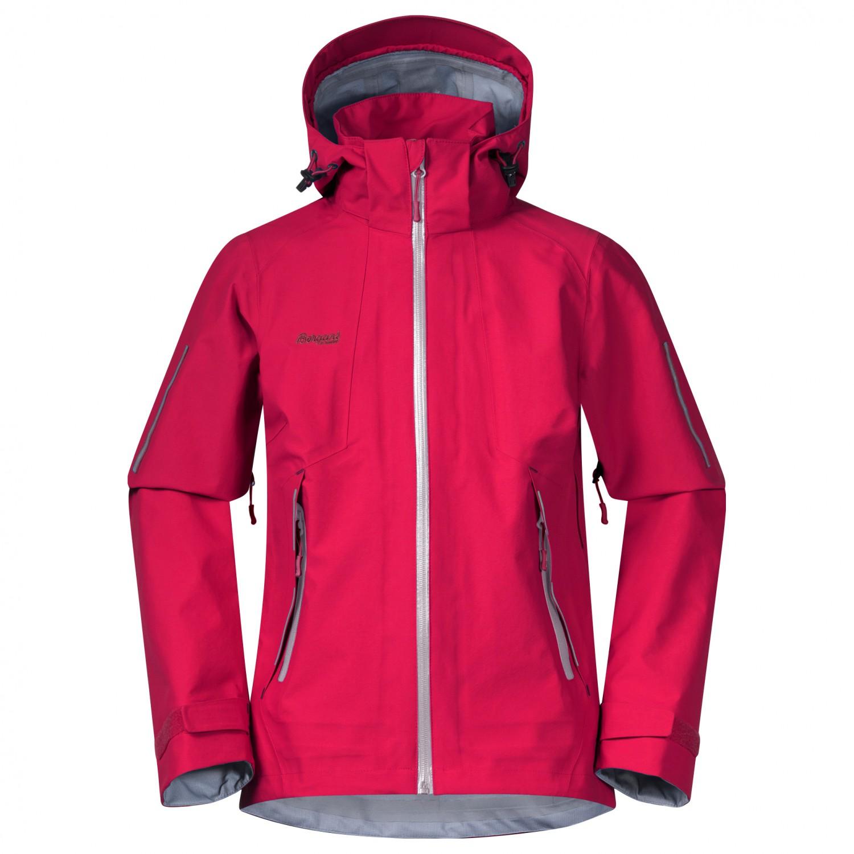 04488eb0 Bergans Sjoa 3L Girl Jacket - Regnjakke Barn kjøp online ...