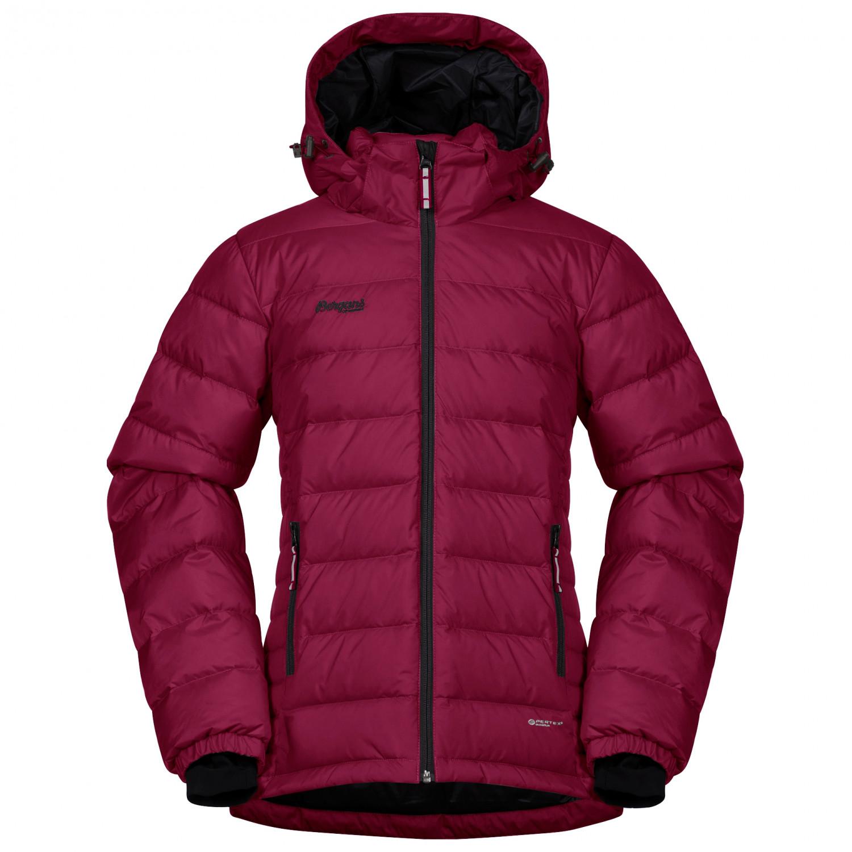 dffde5ea Bergans Down Youth Girl Jacket - Down Jacket Kids | Free UK Delivery |  Alpinetrek.co.uk