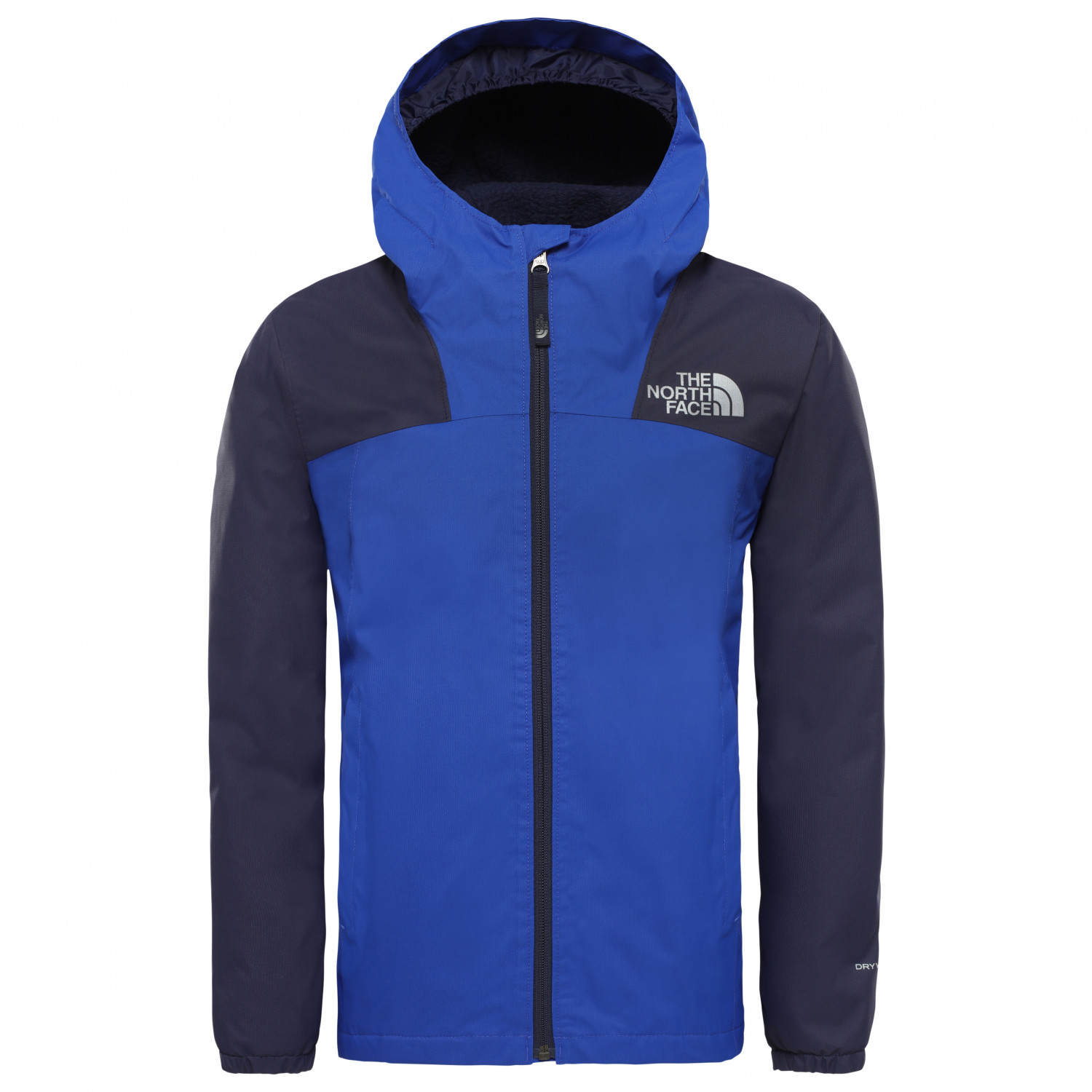 71d3bd76a The North Face - Boy's Warm Storm Jacket - Winter jacket - TNF Blue | XS