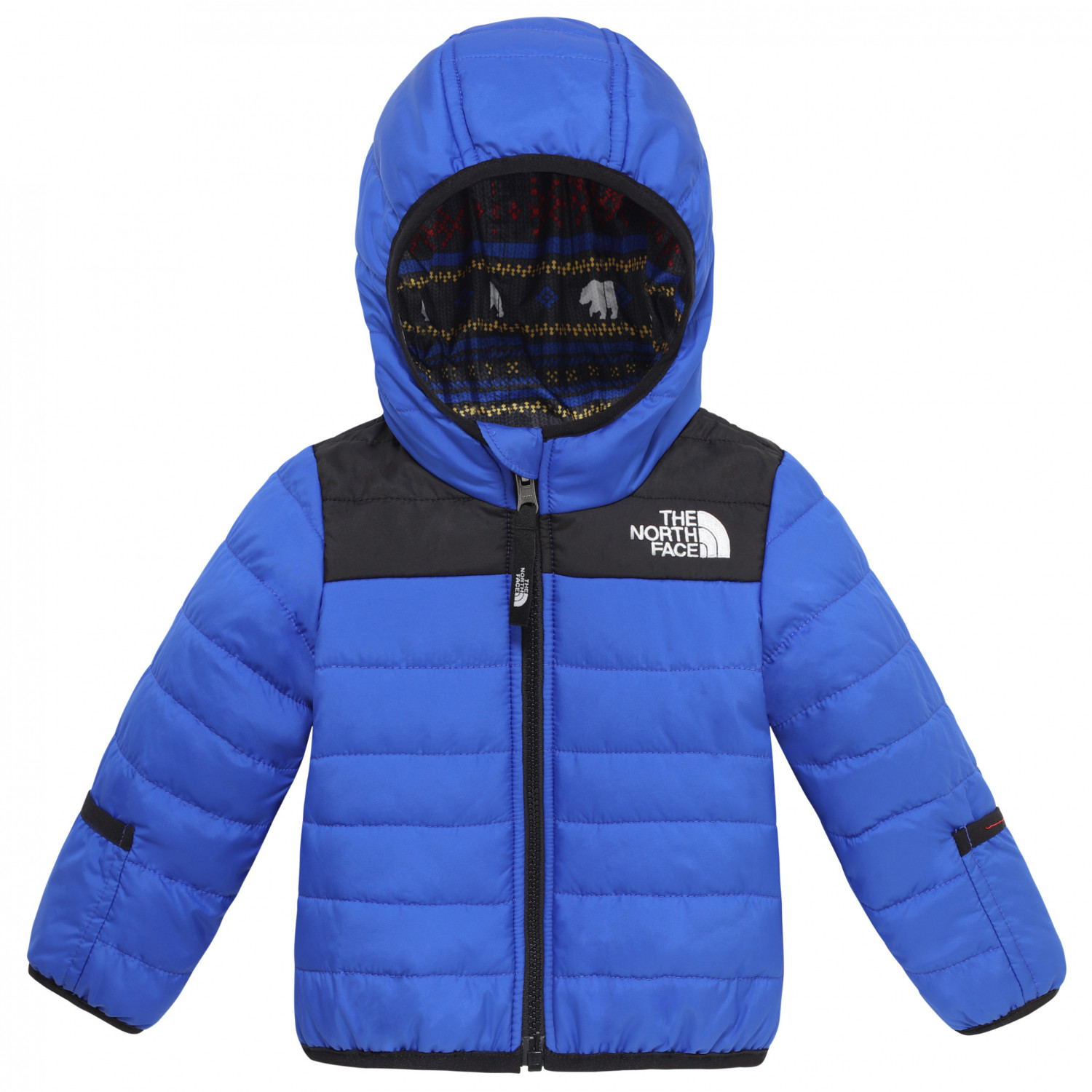 best website d01a2 b8ab8 The North Face - Kid's Infant Reversible Perrito Jacket - Winterjacke - TNF  Blue | 6 Month