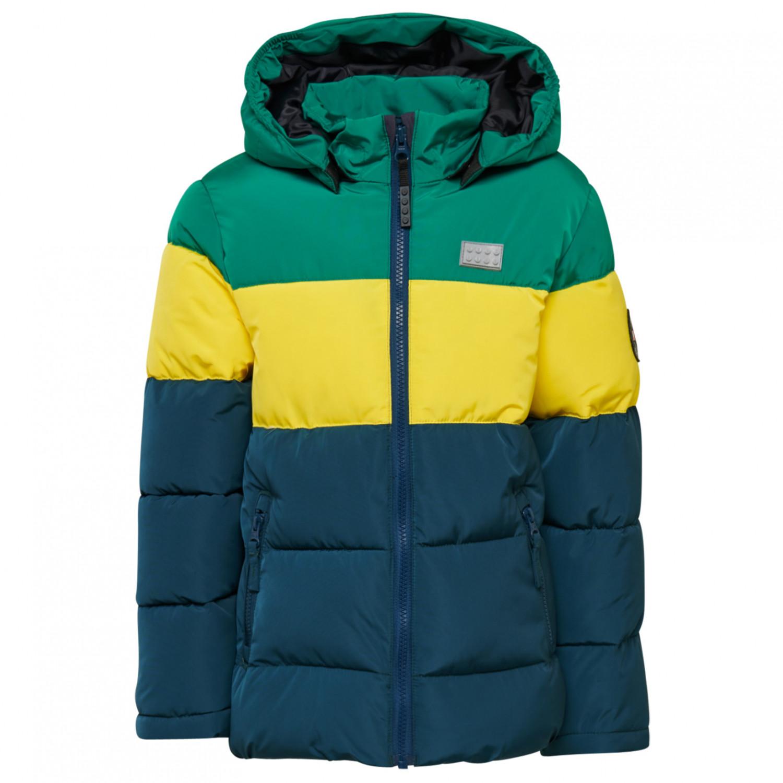 timeless design 4761b 98e85 LEGO Wear - Kid's Jordan 708 - Winterjacke - Blue   116 (EU)