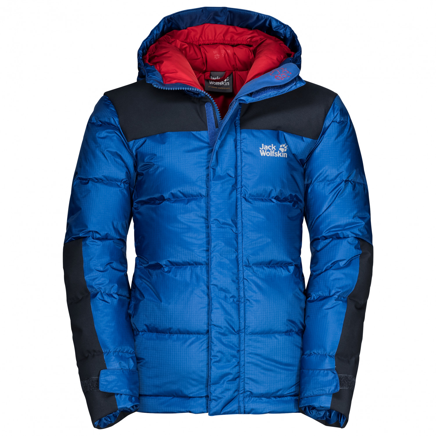 separation shoes fdb81 0ff01 Jack Wolfskin Mount Cook Jacket - Giacca in piumino Bambini ...