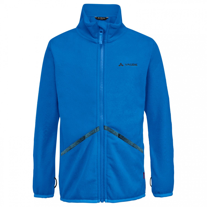 VAUDE Kids Pulex Jacket Kinder Fleecejacke blau