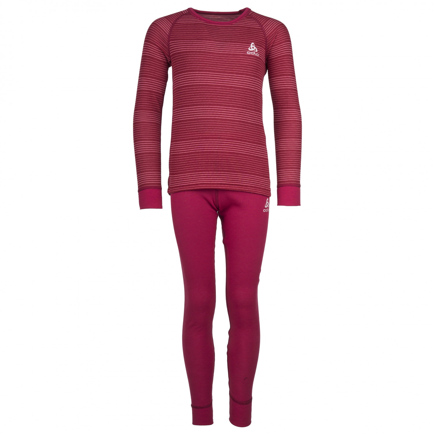 Odlo Set Shirt LS Pants Long Warm Kunstfaserunterwäsche