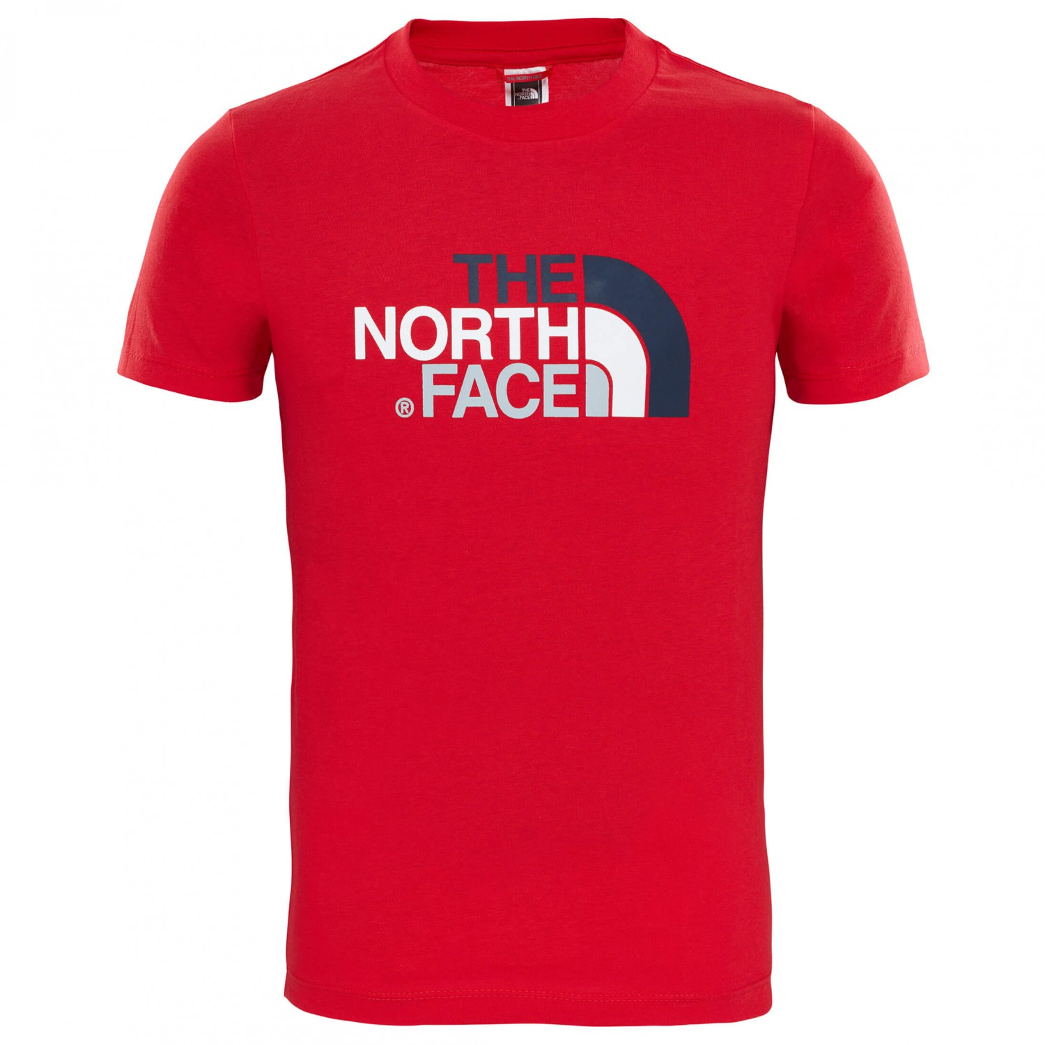 The North Face S/S Easy Tee - T-Shirt Kids | Buy online ...