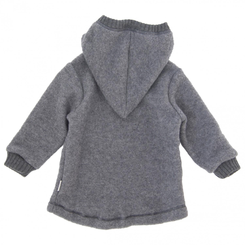 00dadf7f1 Mikk-Line Wool Jacket W Hat - Merino Jumper Kids