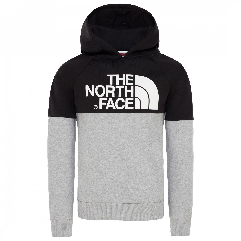 219bc1daf1 The North Face Youth Drew Peak Raglan PV Hoodie - Sweat à capuche ...