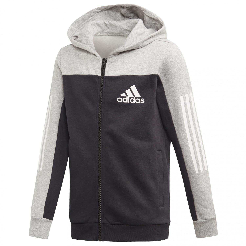 Adidas Sport ID Fullzip Hooded Munkjacka Barn köp online