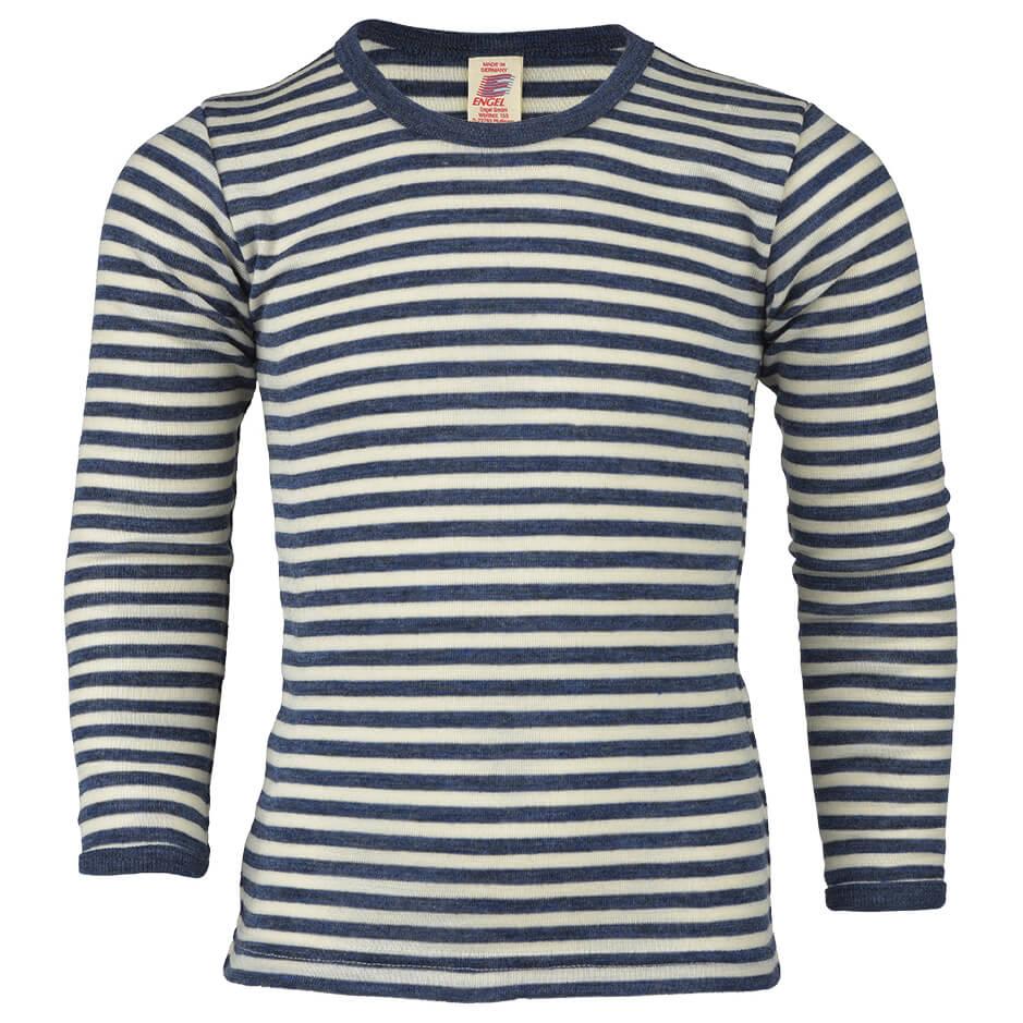 Engel Kinder Shirt L S - Sous-vêtements en laine mérinos Enfant ... 4b4e8008ebd