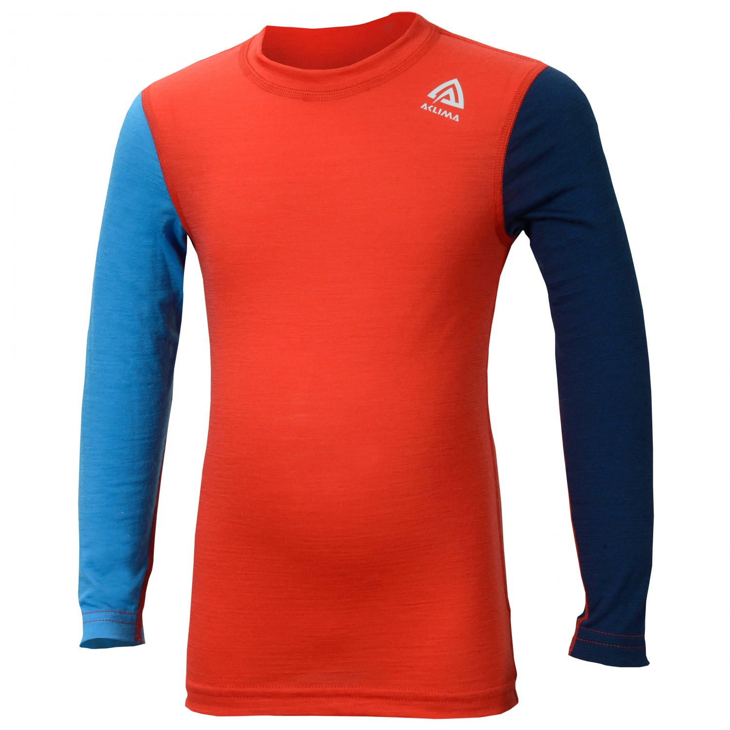 f0d8c5d6a7 Aclima - Kid s LightWool Crew Neck Shirt - Merino base layer