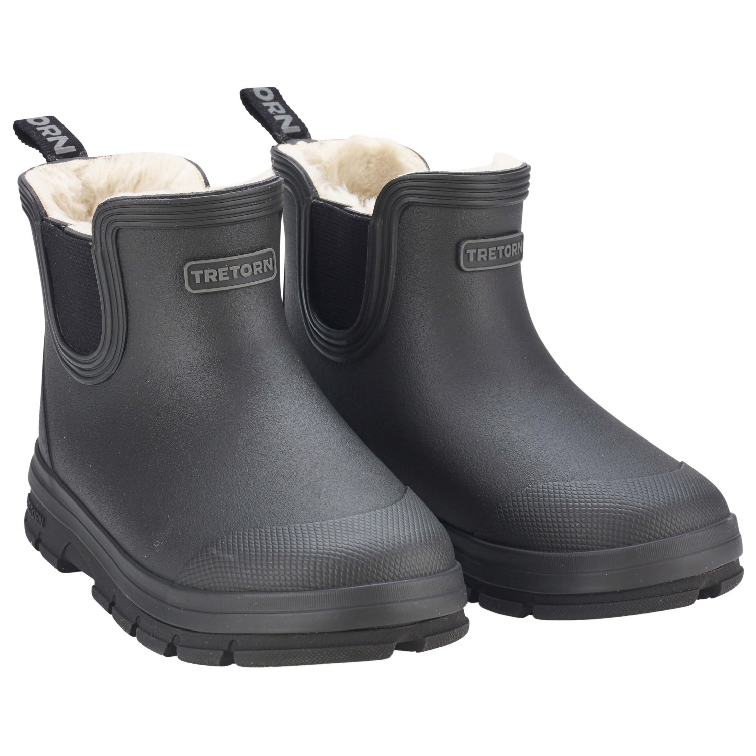 reputable site 1055c ca7b7 Tretorn - Kid's Aktiv Chelsea Winter - Gummistiefel - Black | 29 (EU)