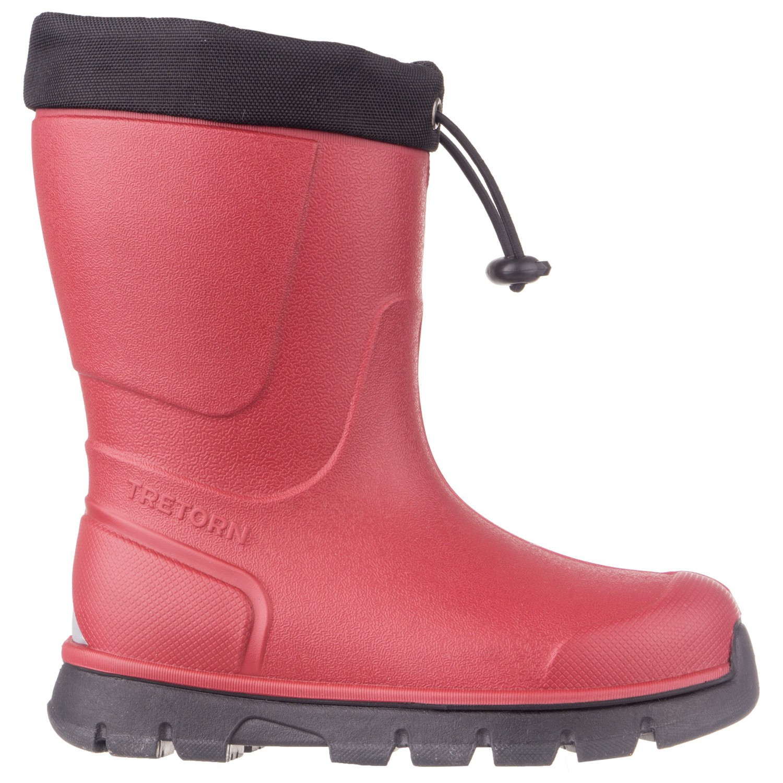 Tretorn Snow Pu Wellington Boots Kids Buy Online