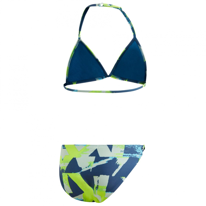 6d748599e adidas - Kid's All-Over-Print Bikini - Bikini - Legend Purple / Active Blue  | 128 (EU)