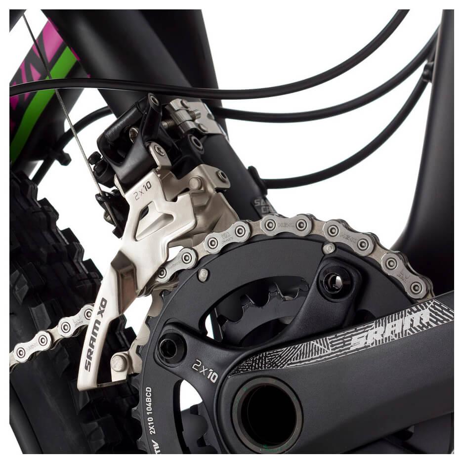 Santa Cruz - Bronson Carbon S AM 2015 - Mountainbike online kaufen ...