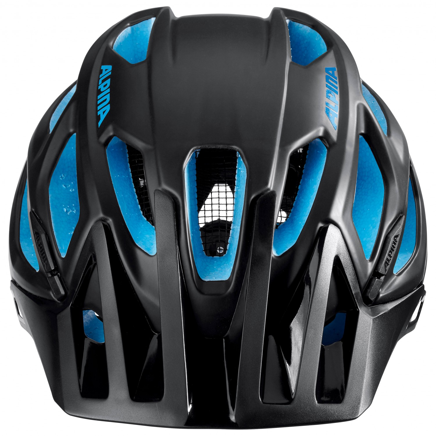 Alpina Garbanzo Bicycle Helmet Free EU Delivery Bergfreundeeu - Alpina helmets