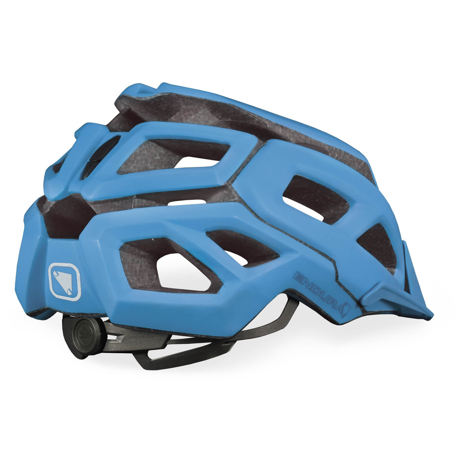 Weighing only 278g , the Endura Singletrack helmet is very airy on the ...
