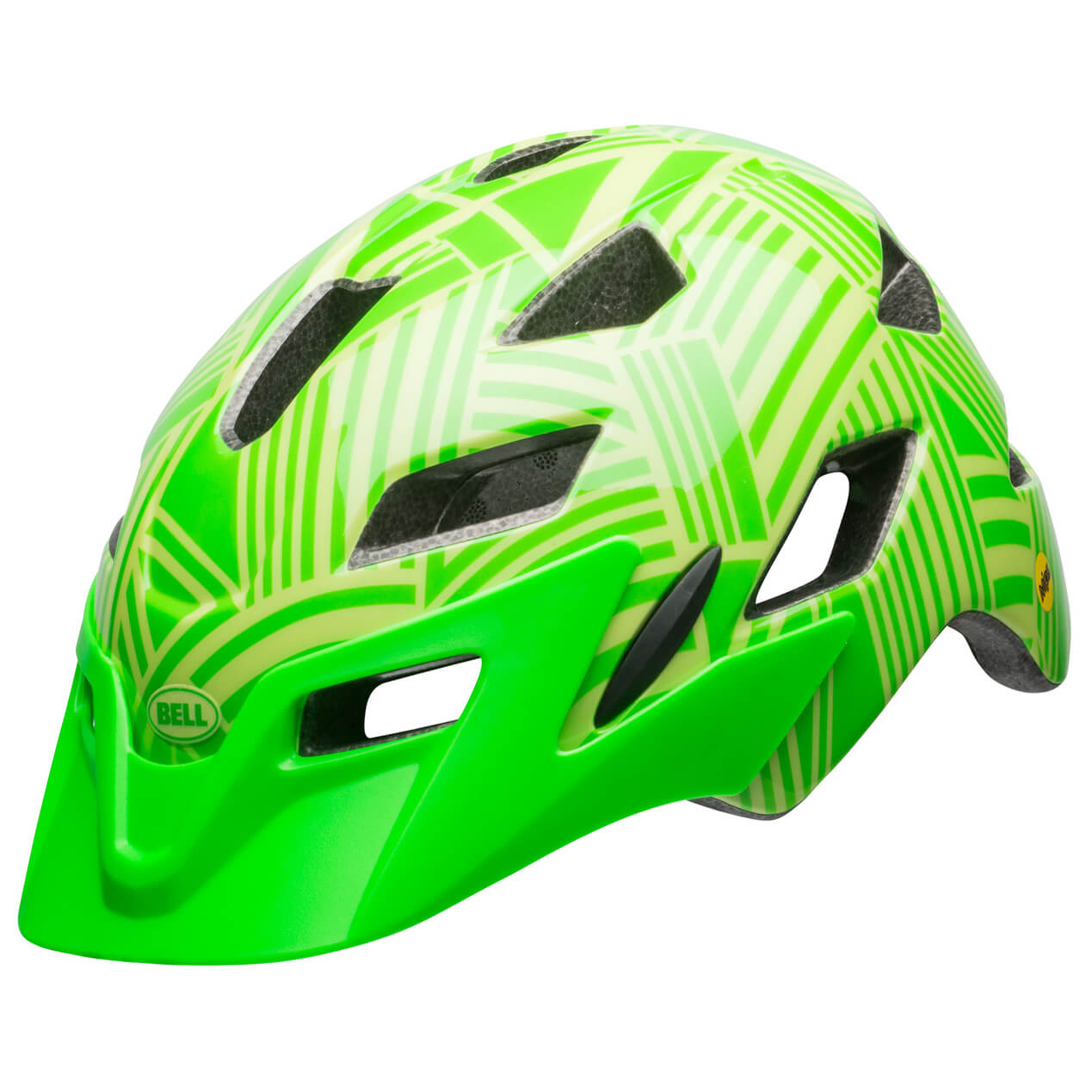 Bell Sidetrack Youth Mips 17 - Cykelhjälm Barn köp online ... 7e9b917e7d359