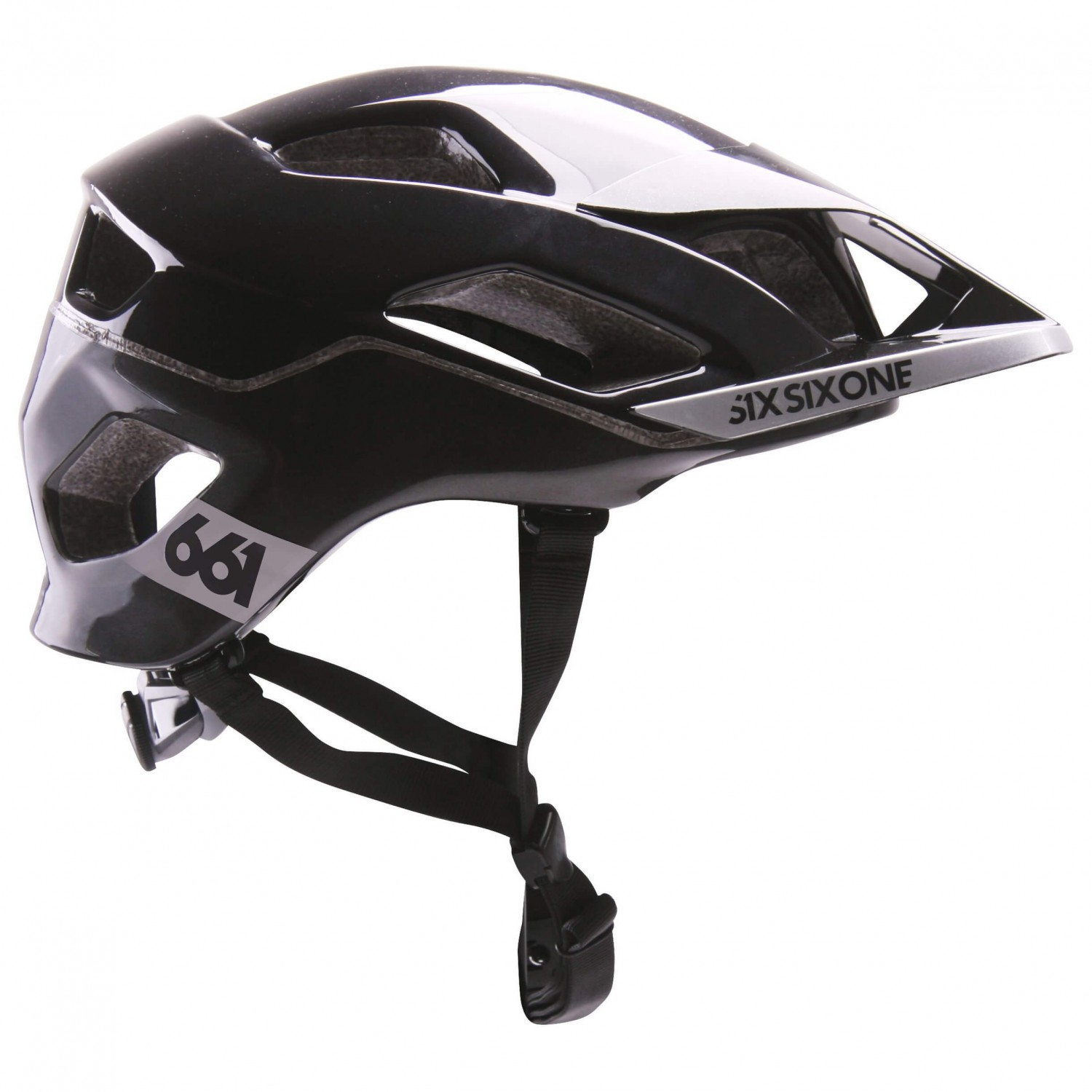 sixsixone evo all mountain helm bike helmet free uk delivery. Black Bedroom Furniture Sets. Home Design Ideas
