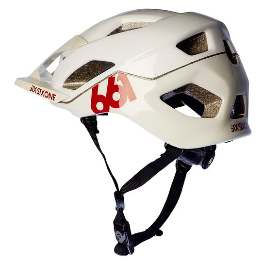 sixsixone evo all mountain helm bicycle helmet free uk. Black Bedroom Furniture Sets. Home Design Ideas