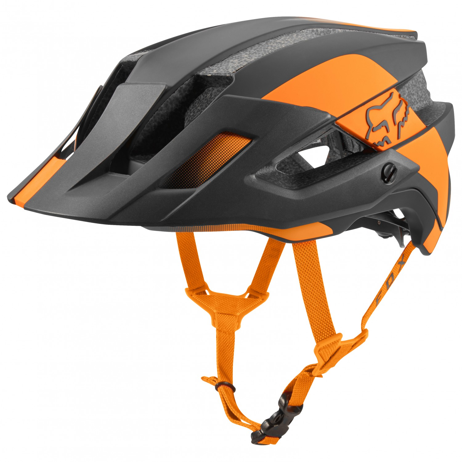 Fox HELMET FLUX MIPS CONDUIT WHITE//BLACK S//M