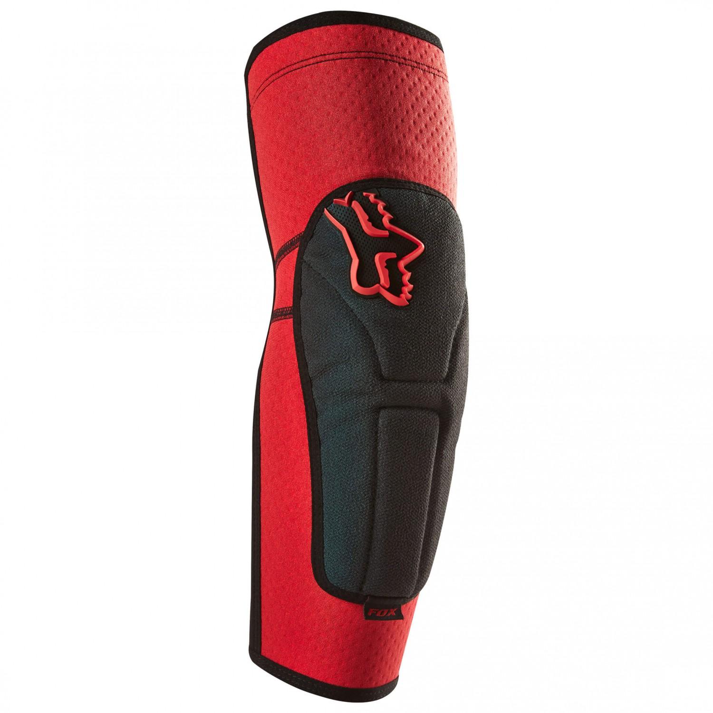 Fox Racing Launch Enduro Knee Pad Red