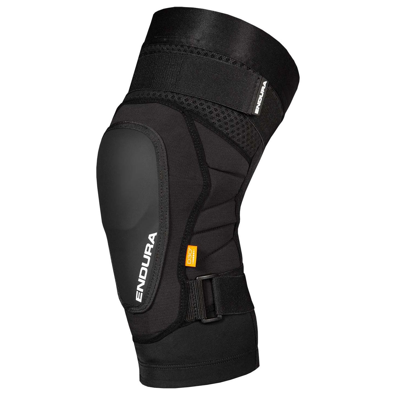 Endura - MT500 Hartschalen Knieprotektor - Beskyttelse - Schwarz   L-XL