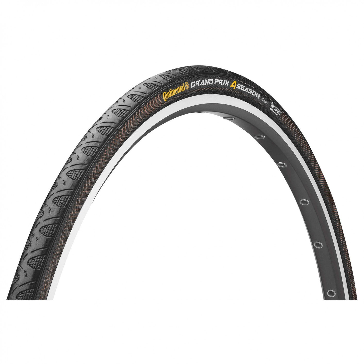 continental grand prix 4 season faltreifen bike tires. Black Bedroom Furniture Sets. Home Design Ideas
