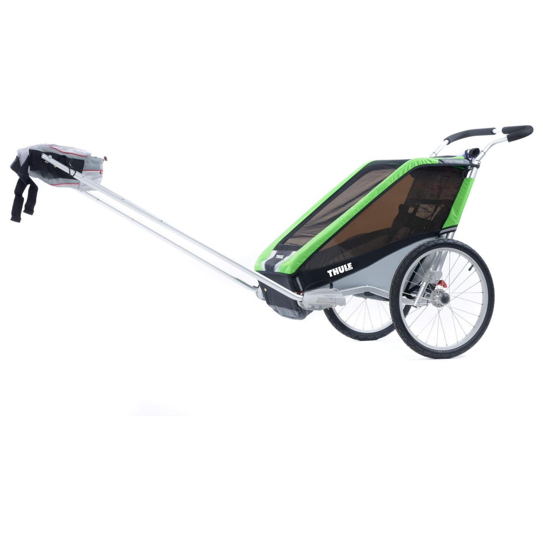 thule chariot cheetah 1 sitzer fahrradanh nger online. Black Bedroom Furniture Sets. Home Design Ideas