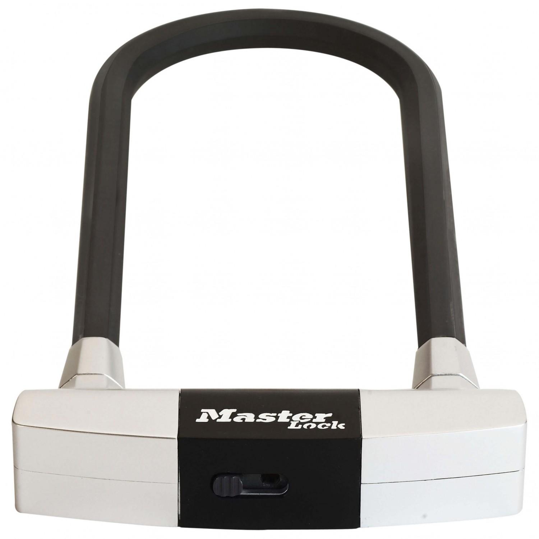 Schlösser & Sicherheit Master Lock D-Lock 270mm x 104mm Radfahren Sicherheit BIKE Radschloss Radsport