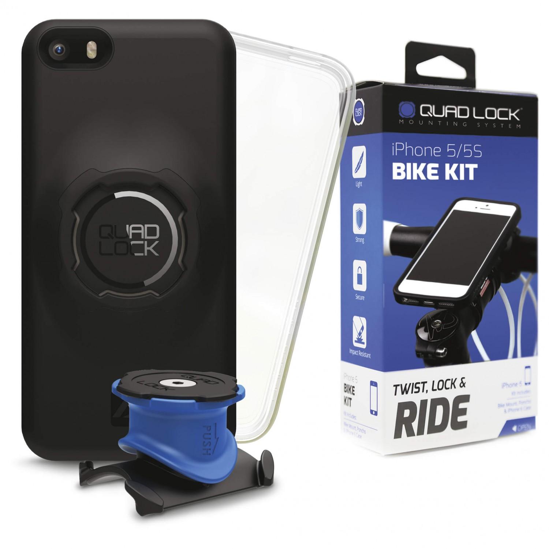 timeless design 47725 45998 Quad Lock Bike Kit - iPhone 5 /iPhone SE   Buy online   Bergfreunde.eu