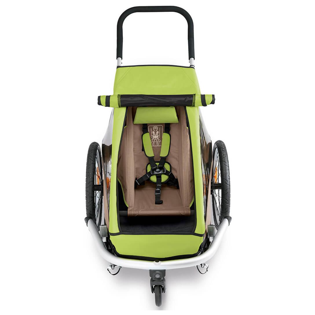 croozer kid for 1 click crooz fahrradanh nger online. Black Bedroom Furniture Sets. Home Design Ideas