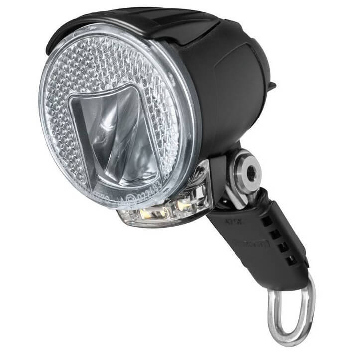 Busch & Müller - Beleuchtung LUMOTEC IQ Cyo - Front light - Schwarz
