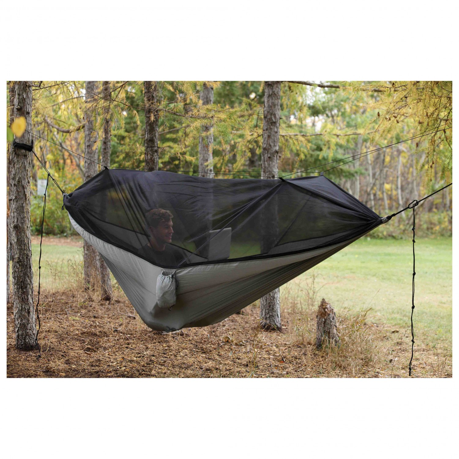 coghlans h ngematte insekten parachute hammock free uk delivery. Black Bedroom Furniture Sets. Home Design Ideas