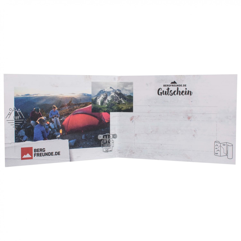9303640e5a8ad8 Das Geschenk für Outdoorer  Bergfreunde.de Gutscheine - ab 10€ Wert