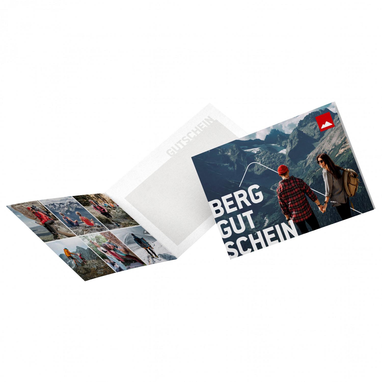 14e1376b5d Das Geschenk für Outdoorer: Bergfreunde.de Gutscheine - ab 10€ Wert