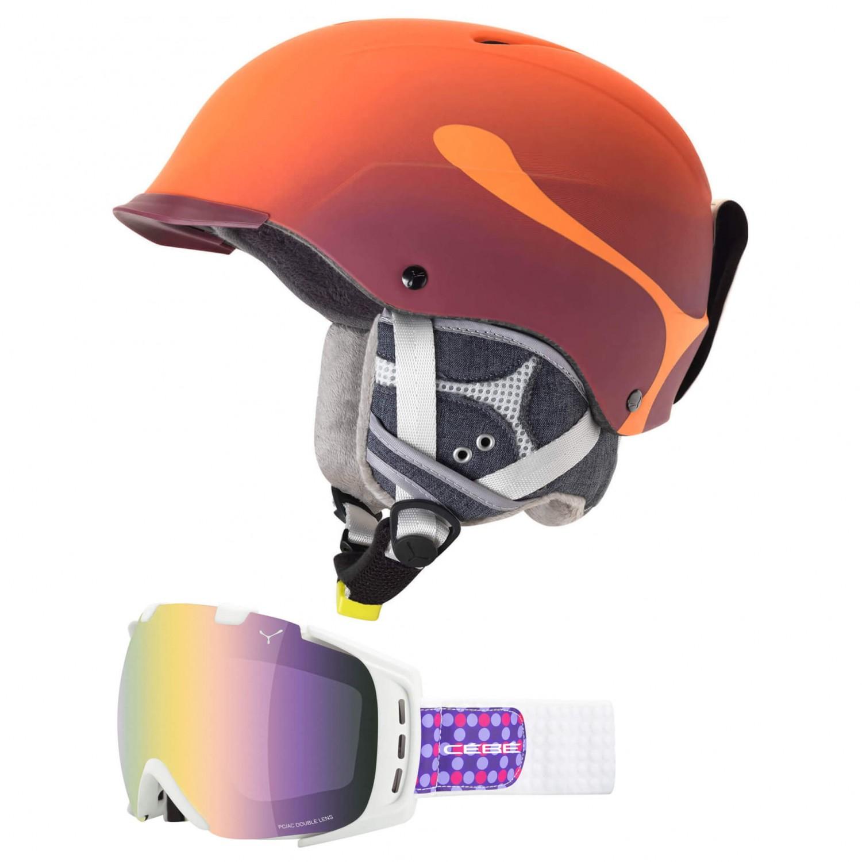 Cébé Pack masque pour casque de ski - Contest Visor Pro ... 23bd8b5fa5ae
