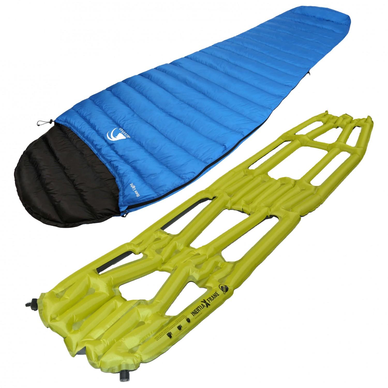 Alvivo Sleeping bag set - Ibex Light - Inertia X Frame | Buy online ...
