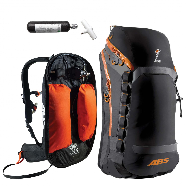 ein paar Tage entfernt geeignet für Männer/Frauen ungeschlagen x ABS - Lawinenrucksack-Set - Vario 30 Carbon - Avalanche airbag set