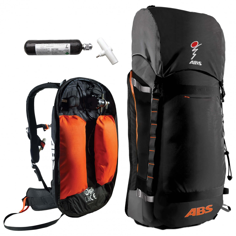 beste website große Auswahl an Farben klassisch ABS - Lawinenrucksack-Set - Vario 55 Carbon - Avalanche airbag set