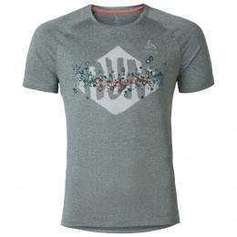 Odlo - T-Shirt S/S Crew Neck Raptor - Laufshirt