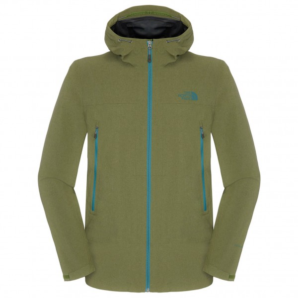 The North Face - Burst Rock Jacket - Hardshelljack