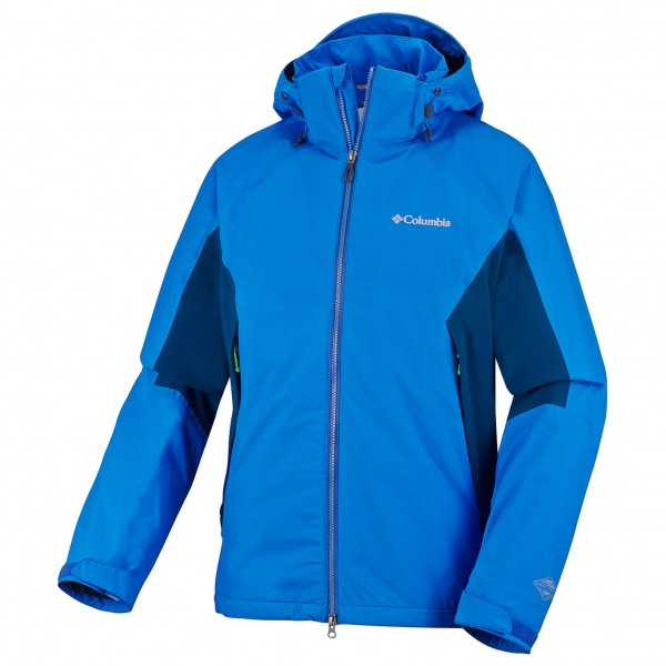 Columbia - On The Mount Stretch Jacket - Hardshell jacket