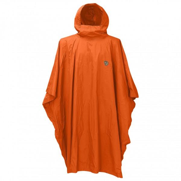 Fjällräven - Poncho - Hardshell jacket